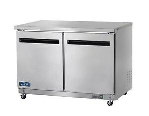 Arctic-Air-AUC48F-48-034-Undercounter-Freezer-2-Door-Stainless-Exterior