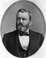 New 8x10 Photo: Ulysses S. Grant, 18th President of the United States