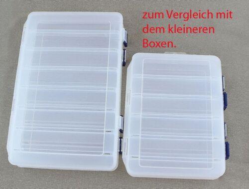 jcb203 Renfermable Angelbox köderbox zubehörbox Angel Box tacklebox sn