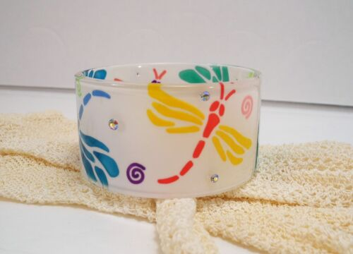 Cool Dragonfly Bangle Bracelet Plastic Colorful Rh