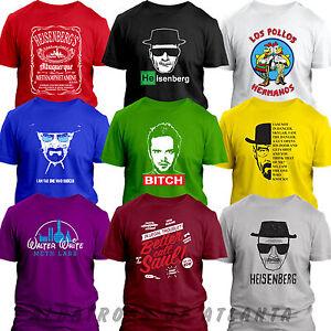 Los Bad Heisenberg 4xl T Shirt Pollos Breaking Walter3xl Hermanos c3j5RqA4L