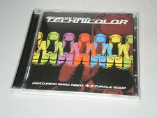 Giovanni Maier Technicolor - Featuring Marc Ribot + A Turtle Soup - RARE 2 CD