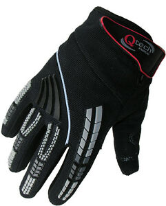 Childrens-KIDS-Motocross-GLOVES-Enduro-BMX-Off-Road-Racing-Cycling-in-Black