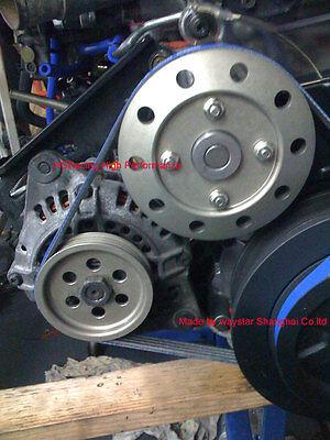 150 AMP R34 Alternator fits Nissan Skyline GTR GTS High Performance  RB26 RB25