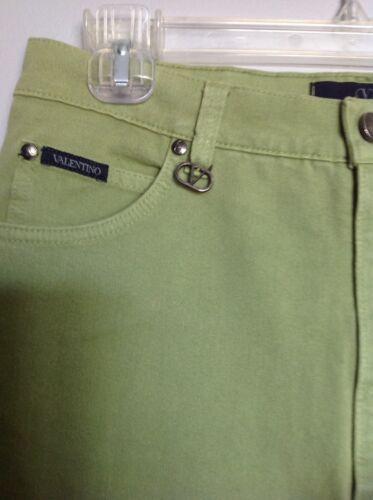 Jeans Valentino Stretchy 31 Grøn Ny x7qEBwYq