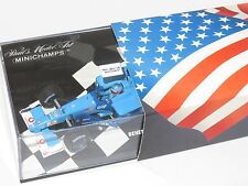 1/43 Benetton Renault Sport B201 Jenson Button   USA GP Indianapolis 2001