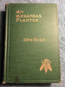 An Arkansas Planter