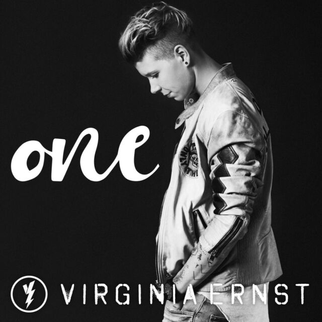 VIRGINIA ERNST - ONE   CD NEW