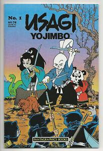 Usagi-Yojimbo-Special-1-NM-NM-First-Print-Fantagraphics-Books-1986-Stan-Sakai
