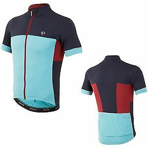 Pearl Izumi Men's - Elite  Escape Jersey - Eclipse bluee   bluee Mist - Size S  fast shipping to you