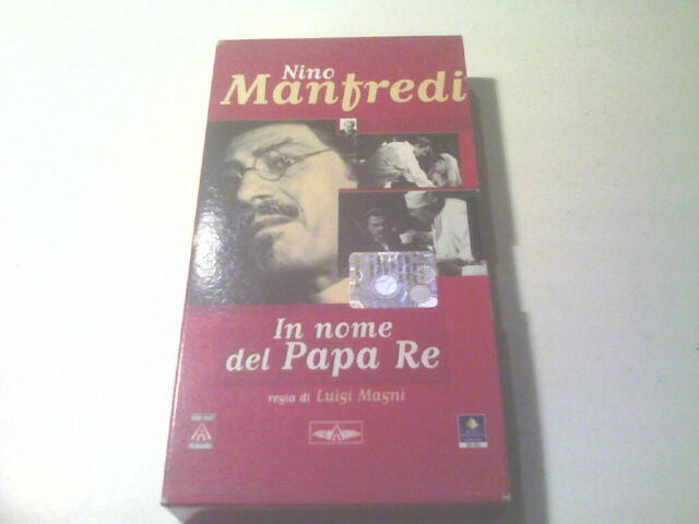 In nome del Papa Re (1977) VHS 730
