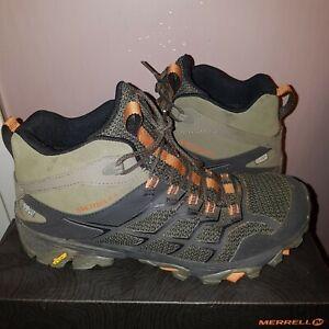 merrell moab fst mid waterproof boot us