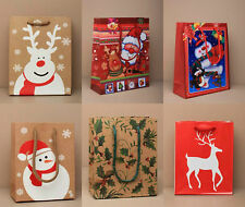 costco christmas gift bags assorted 15 pack postage ebay