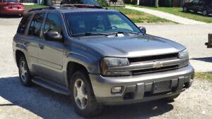 Chevy Trailblazer 2005 - clean, spacious and comfortable