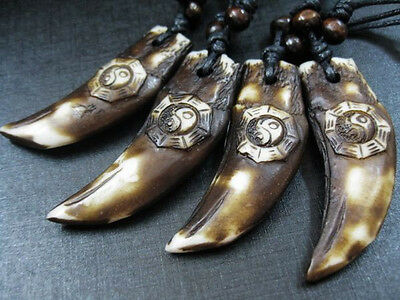 8pcs cool man lucky Tiaji totem Amulet pendant&necklace sexy jewelry