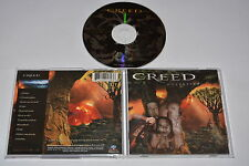 CREED - WEATHERED - MUSIC CD RELEASE YEAR: 2001