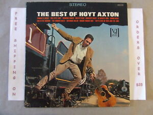 THE-BEST-OF-HOYT-AXTON-VJ-STEREO-LP-VEE-JAY-VJS-1118-GREATEST-HITS