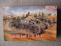 Dml 1/35 Stug.iii Ausf.c/d (sdkfz.142)