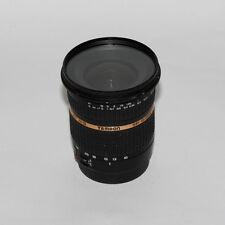 Tamron 10-24MM F3.5-4.5 SP DI II Lens canon ef mount