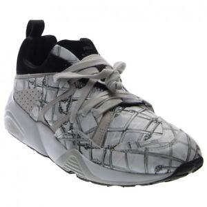 ed8bccf684c Details about Puma x Blaze of Glory X Swash Bones Sneakers - White - Mens