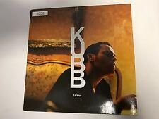 "* 7"" Single Vinyl Record * KUBB - GROW *  0008"