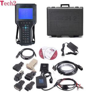 GM TECH2 CAR Scanner TIS-2000 Diagnostic Tool for GM Ford Isuzu Suzuki Scanner v