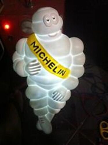 FROM THAILAND 1 x 14 INCH  NEW LIMITED  MICHELIN MAN DOLL FIGURE  INEXPENSIVE