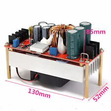 1500W 30A DC Boost Converter Step-up Power Supply Module In10~60V Out 12~90V S