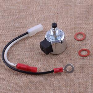Details about 1275733-S Carburetor Fuel Solenoid for Kohler CH11S CH15S  CH15ST CV14 CV16S CH15