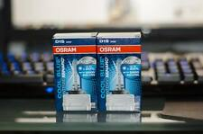OSRAM D1S XENON HEADLAMP BULBS COOL BLUE XENARC 5500K OEM AUDI VW FORD VAUXHALL