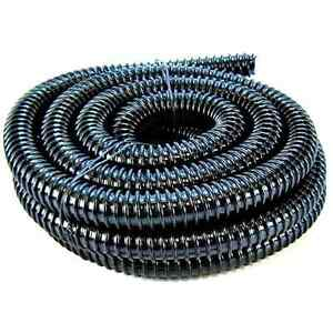 """Orderly 25'x3/4"""" Kink Free Flexible Tubing/hose For Ponds & Waterfalls Skillful Manufacture Fish & Aquariums"""