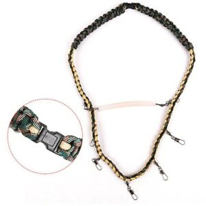 Loaded-Lanyard-Necklace-for-Fly-Fishing-Tackle-Nipper-Patch-Holder-Tool