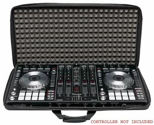CompéTent Magma - Ctrl Case For Ddj-sx2 / Ddj-rx / Dj Carrying Case / Bag / Padded Correspondant En Couleur