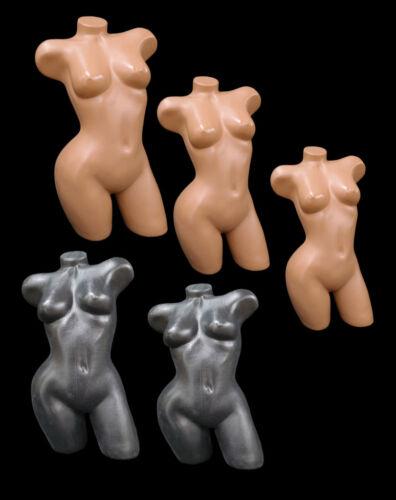 Unterwäsche Torso,Schaufensterpuppe,Torso,Mannequin weiblich Schräg Torso