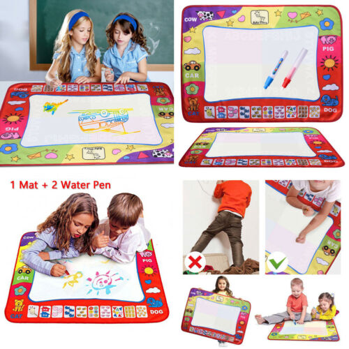 Children Boy Girls Educational Magical Magic Water Canvases Toys For Baby Gifts