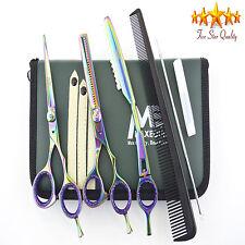 "Professional 5.5"" Hairdressing Scissors SET Barber Salon Shears KIT + TRIM RAZOR"