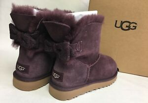 ugg mini purple