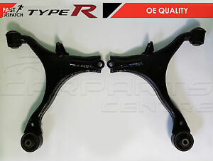 FOR-HONDA-CIVIC-2-0-TYPE-R-EP3-2001-2005-FRONT-LOWER-LEFT-RIGHT-WISHBONE-ARMS