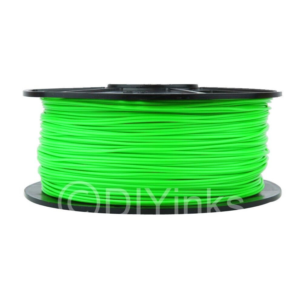 Abs Peak Green A Complete Range Of Specifications 3d Printer Filament Go 3d