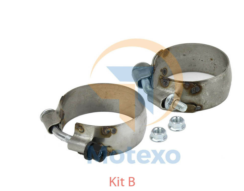 FK50077B Exhaust Fitting Kit for Connecting Pipe BM50077