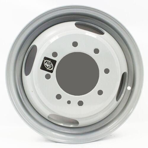 """16/""""x 6/""""  Dual steel wheel FORD F350  X45463"""
