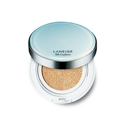 LANEIGE BB Cushion [ Pore Control ] 15g + Refill 15g (Choose 1 color) BELLOGIRL