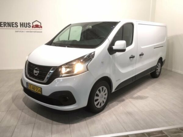Nissan NV300 1,6 dCi 145 L2H1 Comfort Van billede 0