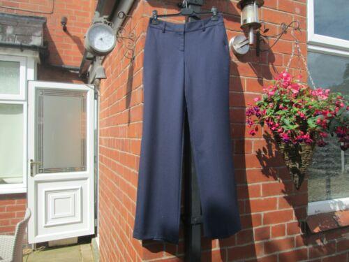 Taille 10 Regular-WQ039 Boden Jambe Large Laine Pantalon