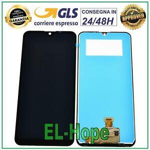 DISPLAY LCD LG K40S X430 LMX430EMW TOUCH SCREEN VETRO SCHERMO ASSEMBLATO NERO
