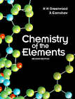 Chemistry of the Elements by N. N. Greenwood, Alan Earnshaw (Paperback, 1997)