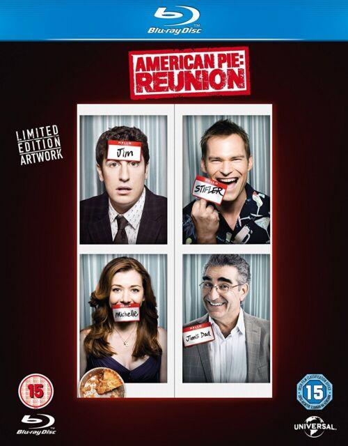 American Pie  Reunion - Jason Biggs, Alyson Hannigan - New & Sealed Blu-Ray