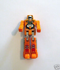 MR-11 Machine Robo Go Bots Bulldozer, Bandai Transformers, Vintage 1982