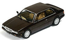 ltd.ed wonderful modelcar Maserati Biturbo Coupé 1983 1//43 brown metallic