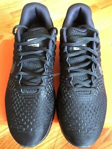 lowest price 1cef3 4f58e Image is loading Nike-Air-Max-2017-Running-Shoes-Triple-Black-
